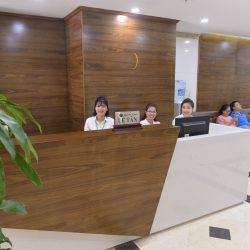 Tầng 1 Phòng khám Đa khoa Meditec